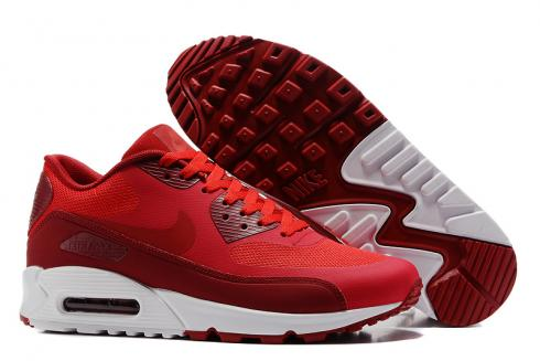 sale online really cheap reliable quality Nike Air Max 90 Ultra 2.0 Essential Red White Men Running Shoes ...