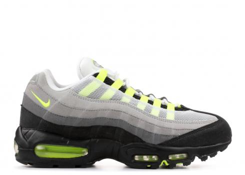 Air Max 95 2008 Release Neon Grey Yellow Cool 609048 072