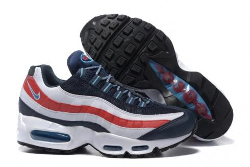 Nike Air Max 95 City QS London England Blue Red White Grey 667637-400