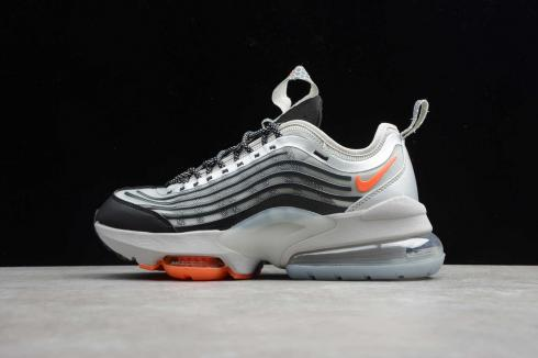 Nike Air Max Zoom 950 Black Grey Orange Running Shoes CJ6700-100