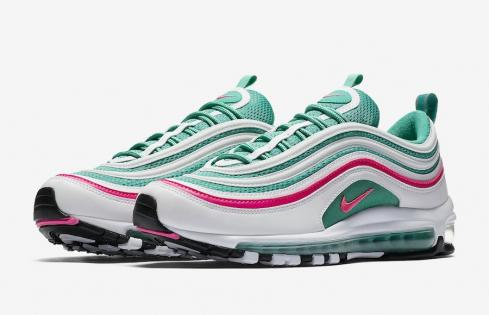 Nike Air Max 97 Og Running Mens Shoes Blue Green 921826 401 Februn