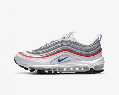 Nike Wmns Air Max 97 Essential Flash Crimson Silver Racer Blue CZ6087-101