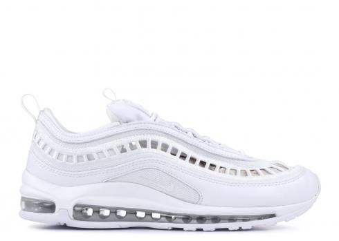 Nike Air Max 97 UL 17 SI Women's Size 5 Shoes White Vast Grey AO2326 100 New