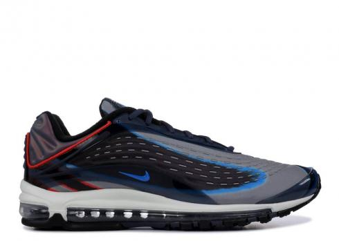 Nike Air Max Deluxe Thunder Blue Red AJ7831-402