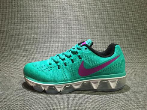 Nike Air Max Tailwind 8 Mint Green Purple Running Shoes 805942-505