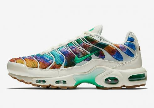 super cheap super popular many styles Nike Air Max Plus TN Tuned 1 Print Galaxy White Rainbow Multicolor  AR1949-100