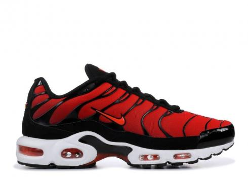 Nike Air Max Plus Team Orange Red Black 852630 023 Februn