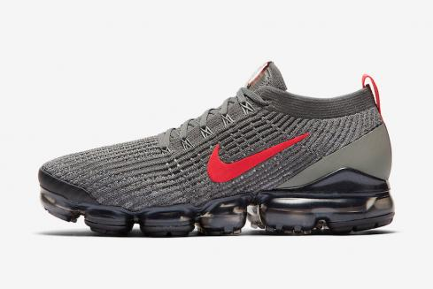 Nike Air VaporMax 3.0 Iron Grey Anthracite Track Red CT1270-001