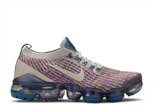 Nike Wmns Air Vapormax Flyknit 3 Multi-color Abyss Vivid Purple Sand Green Desert AJ6910-007