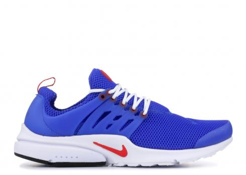 Nike Air Presto Essentail Blue Racer University Red 848187-408