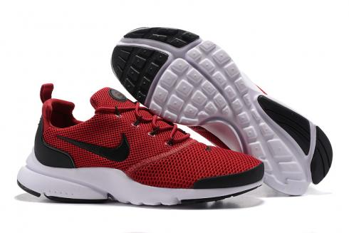 well known exclusive deals outlet boutique Nike Air Presto Fly Uncage red black white men Running Walking Shoes  908019-208