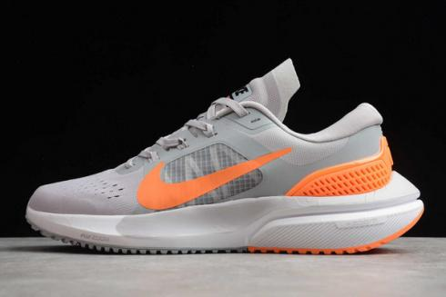 2020 Nike Air Zoom Vomero 15 Beige Grey Orange White CU1855-005
