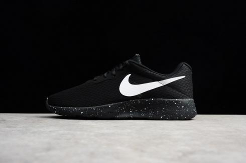 Nike Tanjun Black White Anthracite Mens Running Shoes 812654-002
