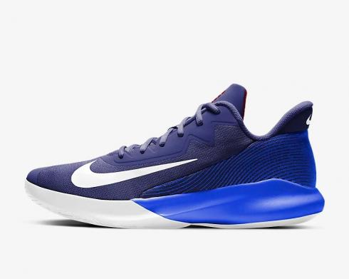 Nike Precision 4 Racer Blue Red Crush White CK1069-400