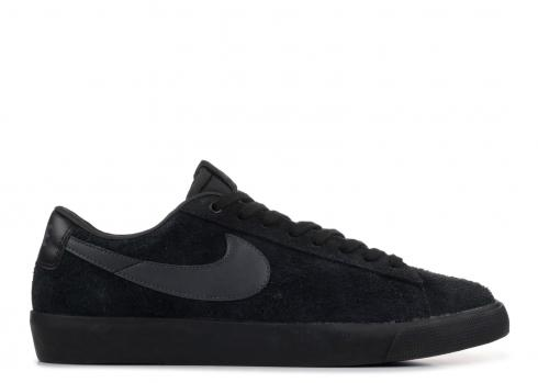 Nike SB Blazer Low GT Black Sneakers 704939-002
