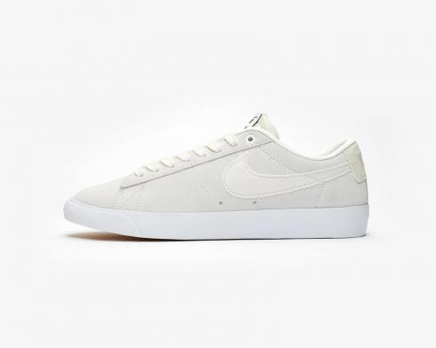 Nike Zoom SB Blazer Low GT Summit White Obsidian Mens Shoes 704939-100