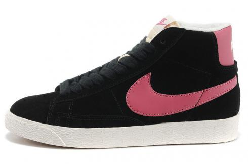 Nike SB Blazer Mid Leather Vintage Sneakers Womens Shoes 518171-003