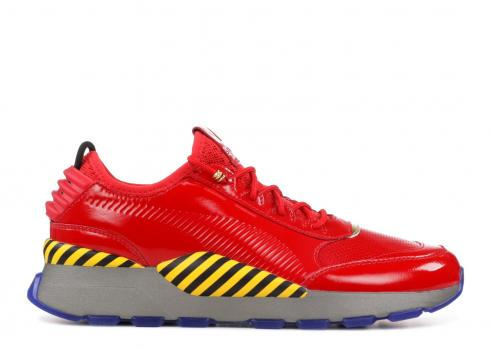 Puma Rs 0 Dr. Eggman Red Chinese 368350 01