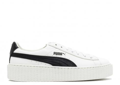 Puma Wmns Creeper White & Black Fenty 364462 01