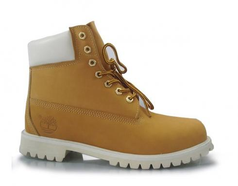 Timberland 6-inch Basic Boots Men Wheat White