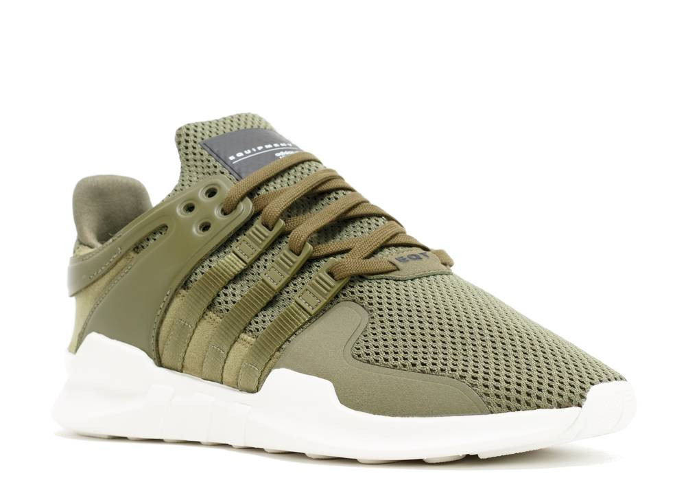 Adidas Eqt Support Adv Olive Cargo Red BA8328