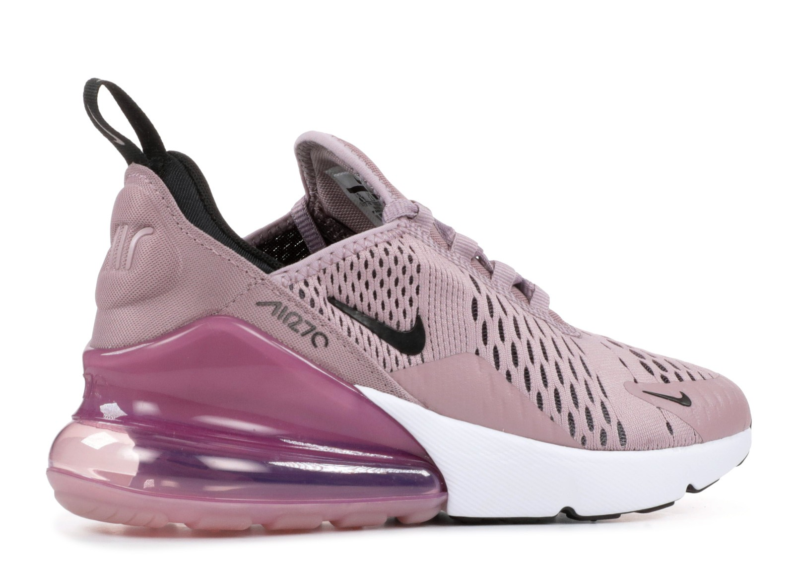 Nike Air Max 270 Gs Rose White Black Elemental 943345 601