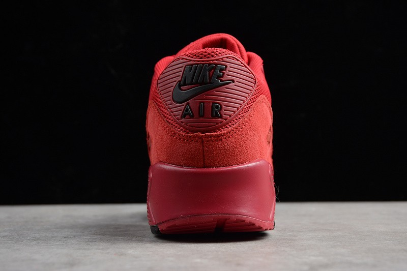 Nike Air Max 90 Essential Red White Glow 537384 604