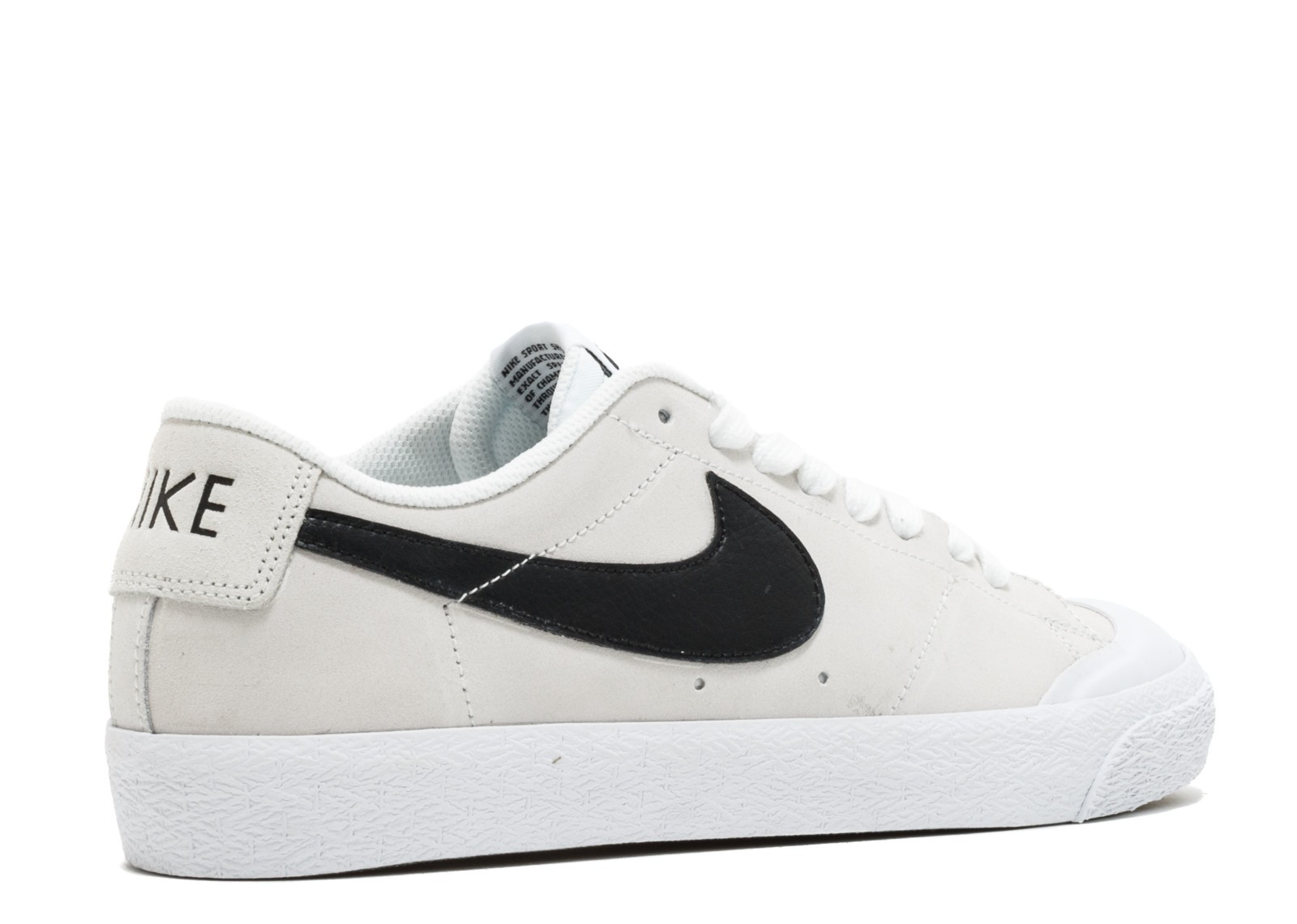 de madera siete y media clase  Nike Sb Blazer Zoom Low Xt White Summit Black 864348-101 - FebRun